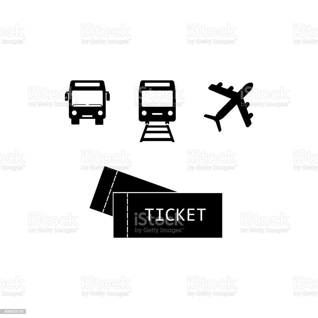 Atemberaubend Leere Flugzeug Ticketvorlage Galerie - Beispiel ...