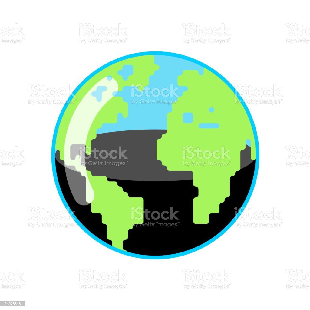 planet earth and oil resources  world petroleum reserves  sphere and black  liquid  minerals