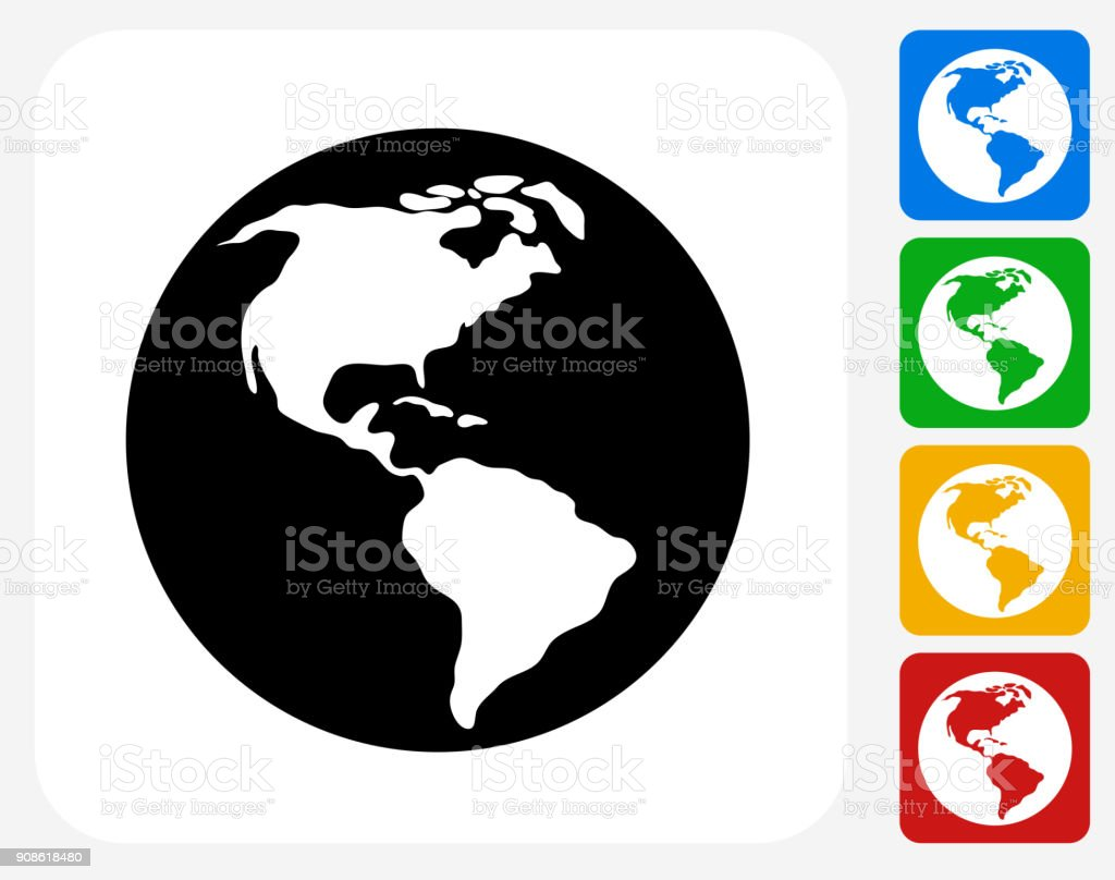 Planet Earth. vector art illustration