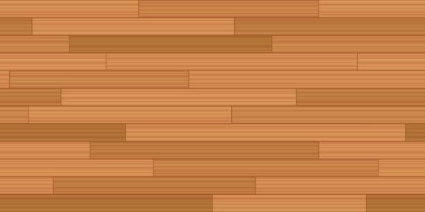 planke, boden parkett - vektor-illustration von vintage parkett-muster mit holz textur - nahtlos in alle richtungen erweiterbar. - holzdeck stock-grafiken, -clipart, -cartoons und -symbole
