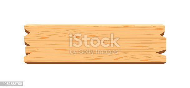 plank signage, wooden plank light brown isolated on white, wood board horizontal old, empty planks wood, wooden sign for copy space text, wood plank for signage, wood plank cartoon style