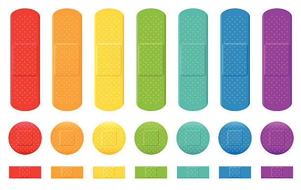 Best Bandage Illustrations, Royalty-Free Vector Graphics ...
