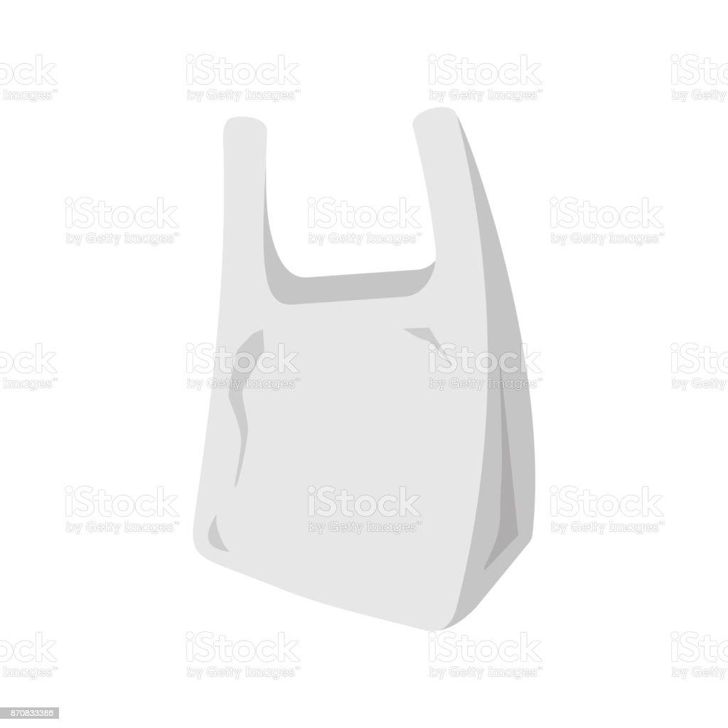 비닐 봉투 아이콘 가방에 대한 스톡 벡터 아트 및 기타 이미지 870833386 | iStock