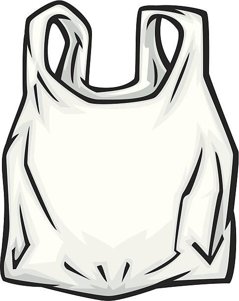Royalty Free Plastic Bag Clip Art, Vector Images ...