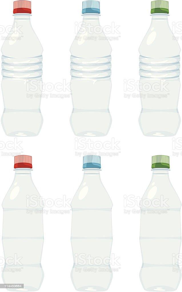 Plastic bottel royalty-free plastic bottel stock vector art & more images of bottle