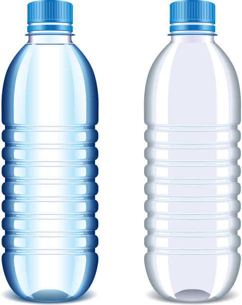 Royalty Free Plastic Bottle Clip Art, Vector Images ...
