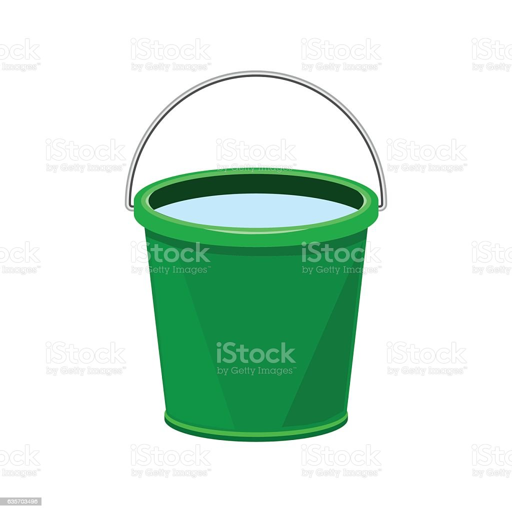 Plastic bucket royalty-free plastic bucket stock vector art & more images of agriculture
