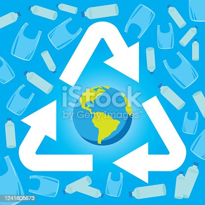 istock Plastic pollution 1241605673