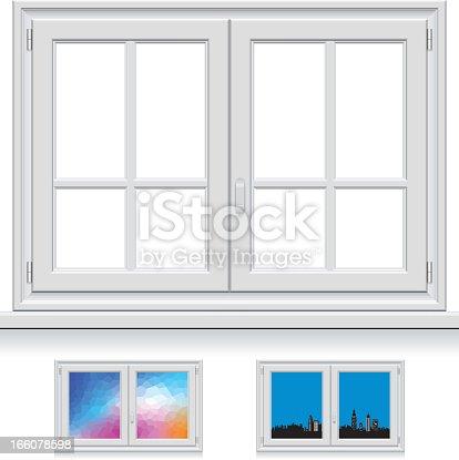 istock Plastic Window 166078598