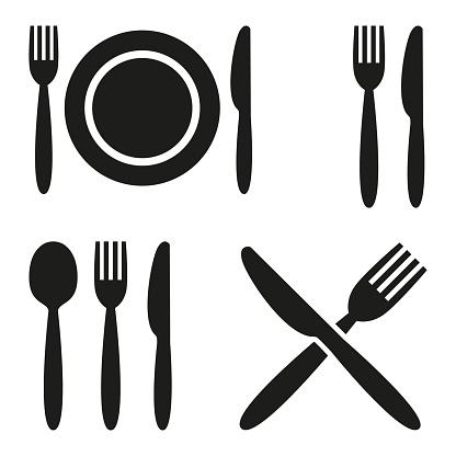 dinner stock illustrations