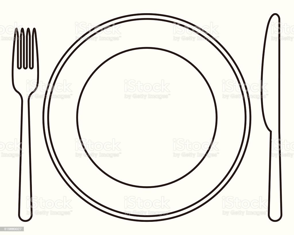 Banquet decoration dinner event party table wedding icon besides Clipart 9iRoqB6ie furthermore Cutlery 20clipart 20silhouette likewise Table Manners And Etiquette besides Table Place Setting Coloring Page Sketch Templates. on clip art dinner table setting