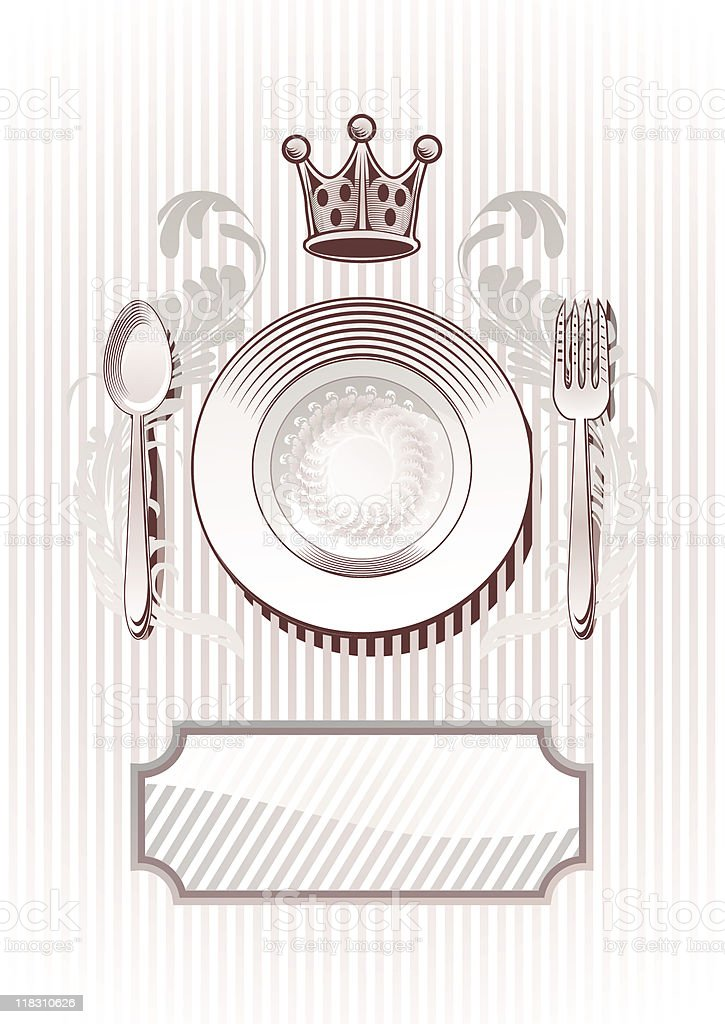 plate royalty-free plate stock vector art & more images of coat of arms
