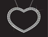 High-res jpg included. Write your message in the center of the heart or copy and paste the pendant on your own material.