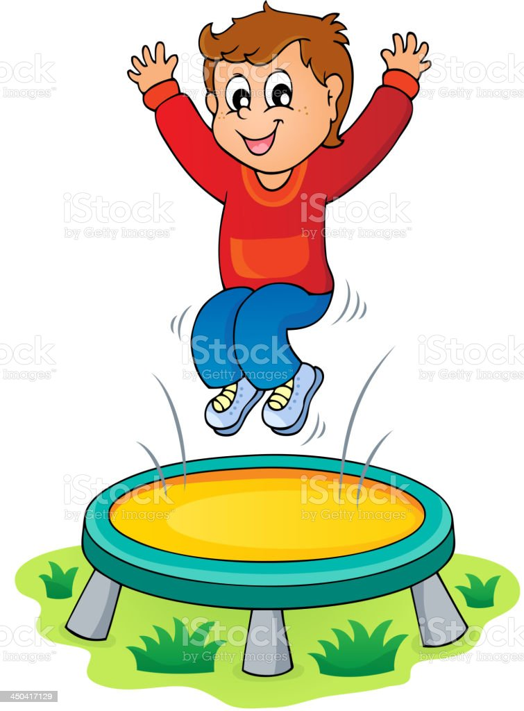 Play and fun theme image 3 royalty-free stock vector art