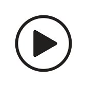 istock play button icon isolated vector 823398076