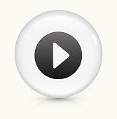 istock Play icon on white round vector button 542969948