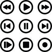play icon set1