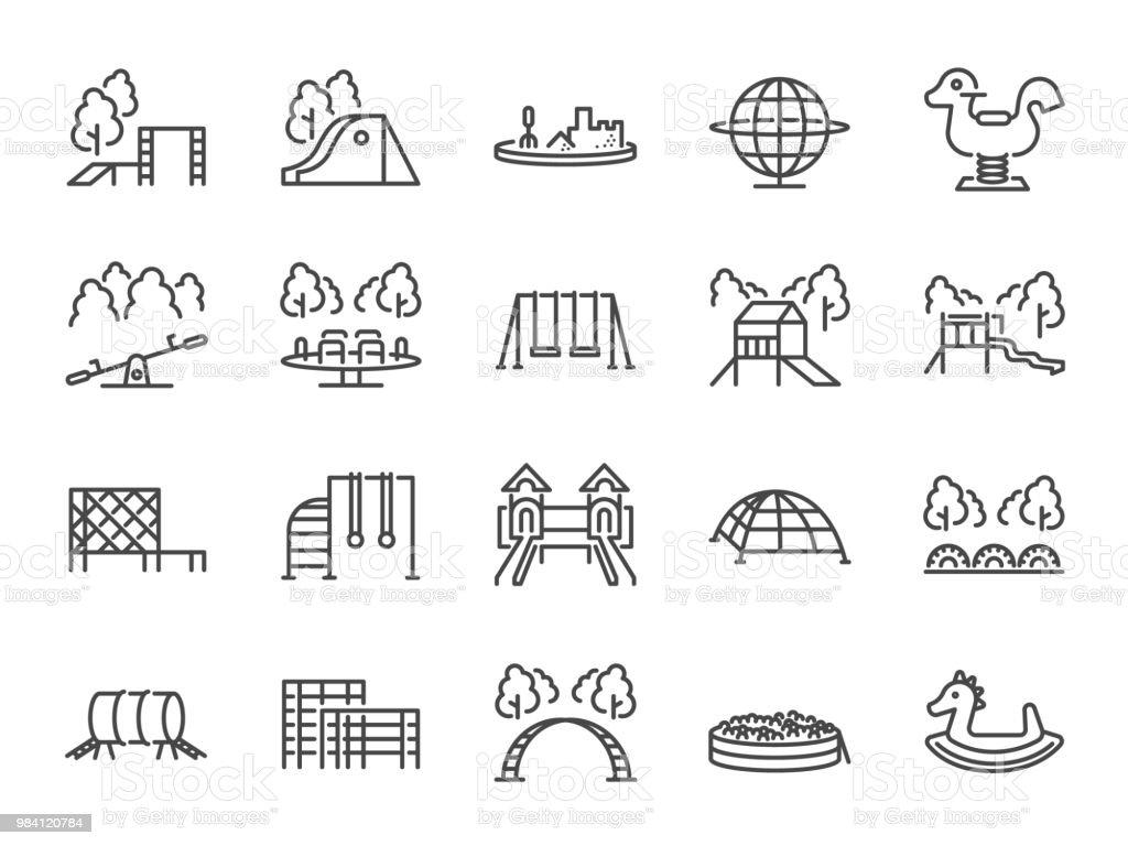 Ilustracion De Conjunto De Iconos De Juegos Incluye Iconos Como