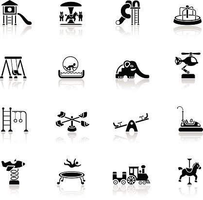 Playground Icons Set