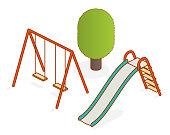 playground - isometric