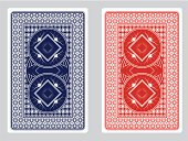 istock Playing Card Back Designs 162396926