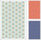 Playing card backs