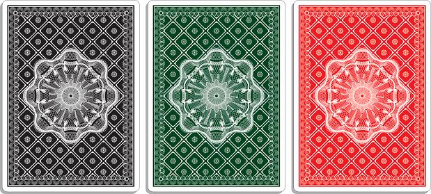Playing Card Design Set ( BACKS)