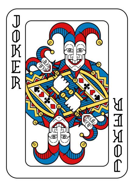 4,881 Joker Card Illustrations & Clip Art - iStock