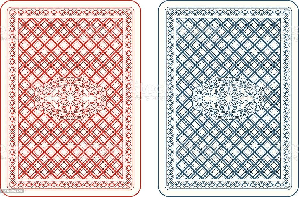 Spielkarte RГјckseite