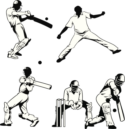 Playing Cricket Series