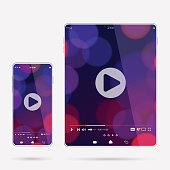 Playing video on Smartphone