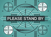 Technical difficulties please stand by screen.