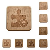 Plugin fine tune wooden buttons