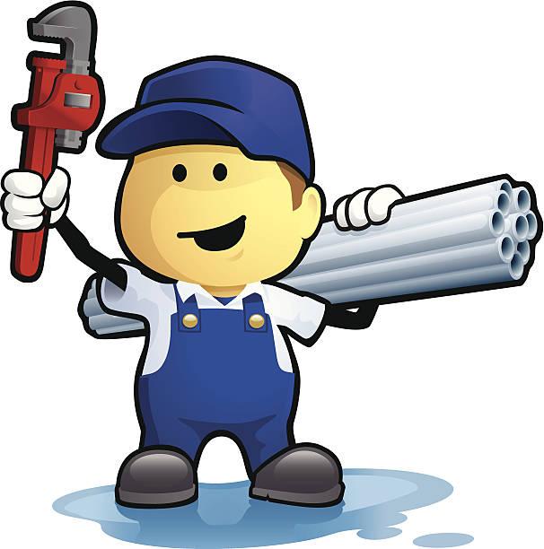 配管工 - 配管工点のイラスト素材/クリップアート素材/マンガ素材/アイコン素材