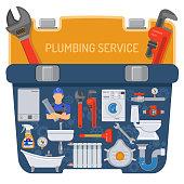 Free Download Of Plumbing Idea Vector Logos