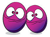 Fully editable vector illustration of two smiling plums.  [url=http://www.istockphoto.com/file_search.php?action=file&lightboxID=5662811] [img]http://www.leandiesel.co.uk/istock/cartoon-animals-profile.jpg[/img][/url]  [url=http://www.istockphoto.com/file_search.php?action=file&lightboxID=5753561] [img]http://www.leandiesel.co.uk/istock/cartoon-food-profile.jpg[/img][/url]  [url=http://www.istockphoto.com/file_search.php?action=file&lightboxID=6301193] [img]http://www.leandiesel.co.uk/istock/cartoon-business.jpg[/img][/url]  [url=http://www.istockphoto.com/file_search.php?action=file&lightboxID=6301303] [img]http://www.leandiesel.co.uk/istock/cartoon-people.jpg[/img][/url]