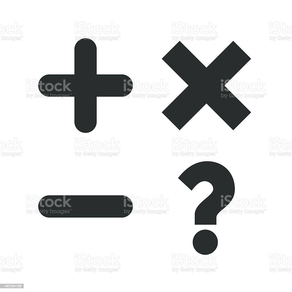 Plus and minus icons question faq symbol stock vector art more plus and minus icons question faq symbol royalty free plus and minus icons question biocorpaavc