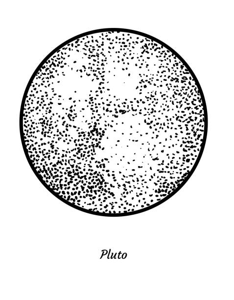 Best Pluto Illustrations, Royalty-Free Vector Graphics ...