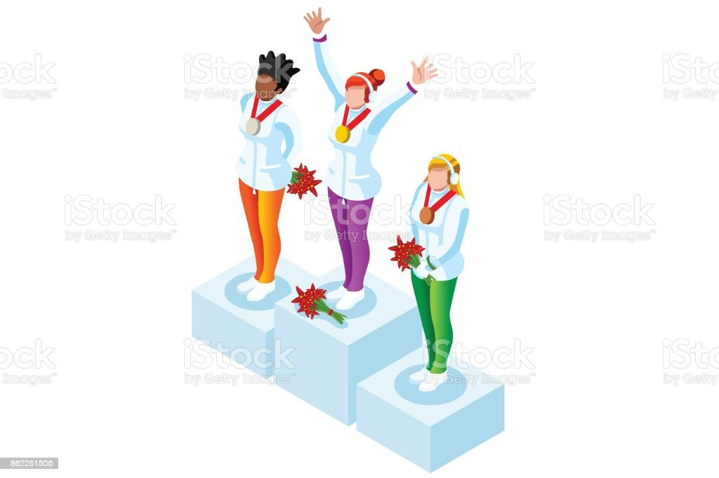 dcbbcee295 Podium Clipart Winter Sports Winners podium clipart winter sports winners -  arte vetorial de stock e