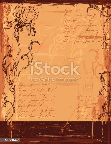 istock Poetry about flowers 165725034
