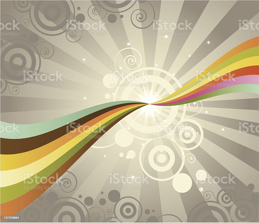 Point of Contact royalty-free stock vector art