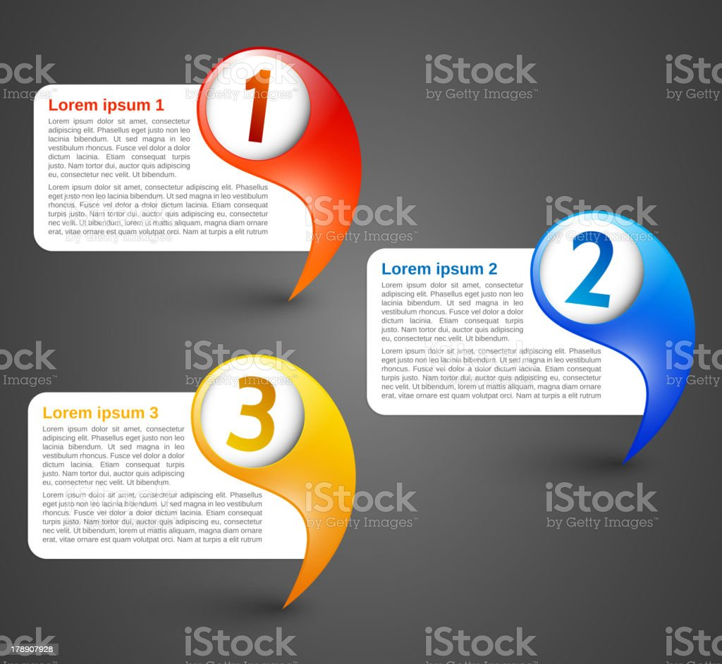 Pointers with text field royalty-free pointers with text field stock vector art & more images of abstract