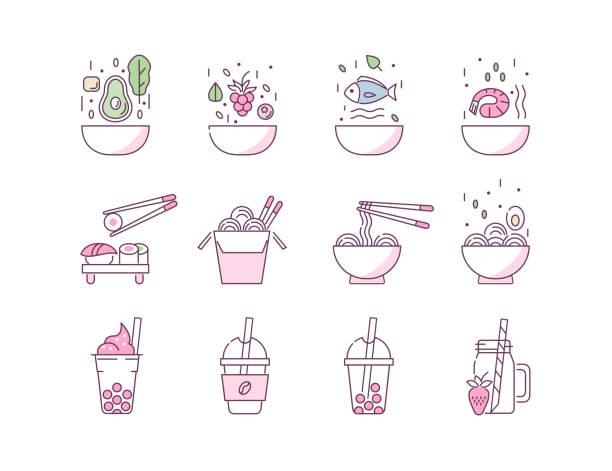 ポケボウル - ポキ点のイラスト素材/クリップアート素材/マンガ素材/アイコン素材