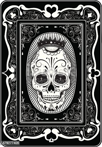 istock Poker card 479277405