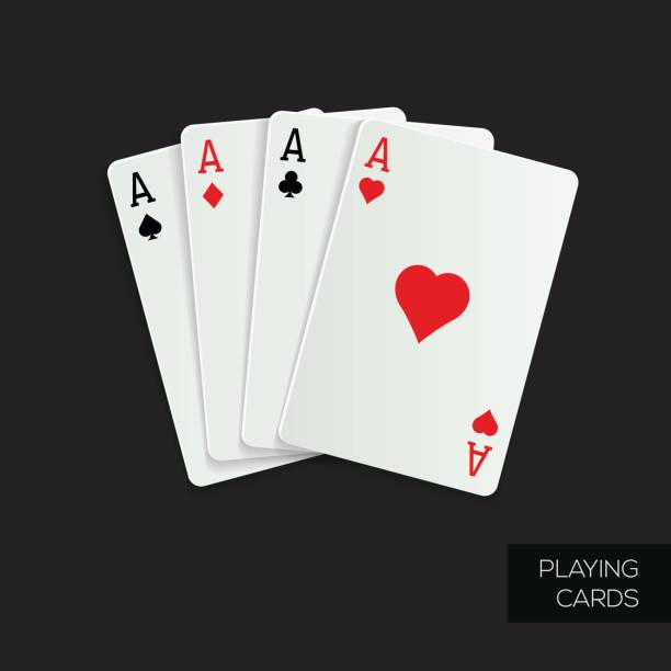 Royalty Free Playing Cards Clip Art Vector Images Illustrations