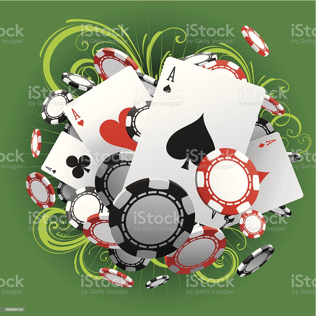 Poker explosion royalty-free poker explosion stock vector art & more images of ace