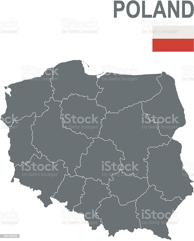 Poland royalty-free stock vector art