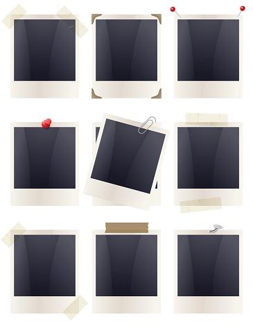 Polaroid Frames - Fixed