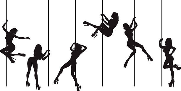 Royalty Free Naked People Having Sex Silhouettes Clip Art, Vector Images -1585