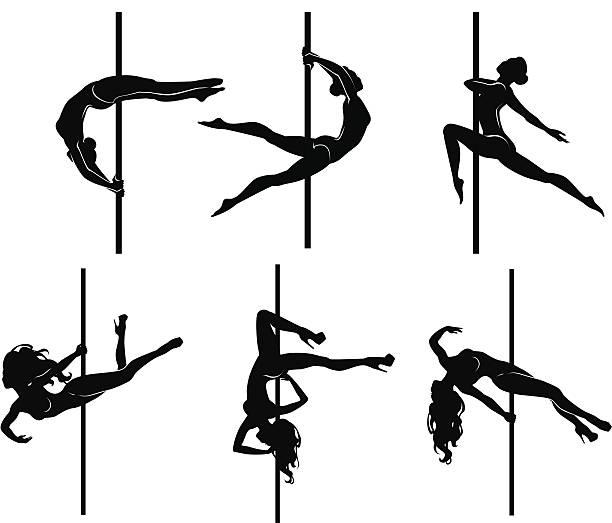 pole dancer clip art - Clip Art Library